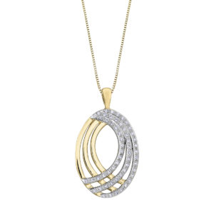 Diamond Glamour Necklace