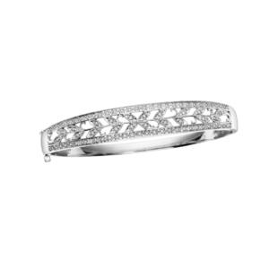 Diamond Envy Bangle Bracelet